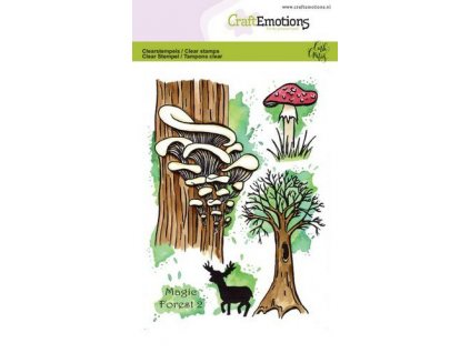craftemotions clearstamps a6 magic forest 2 carla creaties 09 314033 nl G