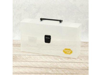Go Press Foil - prázdný kufřík, např. na termo reaktivní fólie