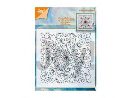 Joy! crafts - STERBLOEM / mandala - silikonové razítko