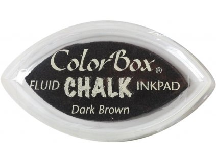 clearsnap colorbox chalk ink cats eye dark brown 7
