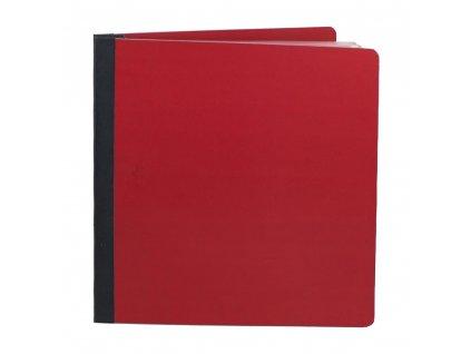 "Simple Stories - SN@P! / FLIPBOOK / 6x8"" - RED -  album na fotografie"