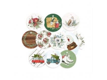 zestaw tagow the four seasons winter 01