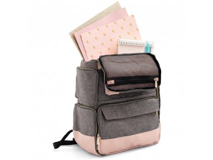 We R - STRG BACKPACK - scrapbookový batoh