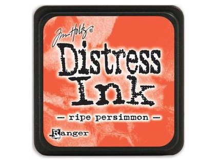 ripe persimmon mini distress ink