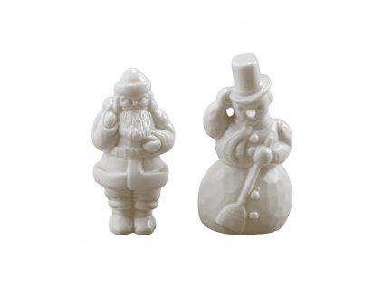 idea ology tim holtz salvaged santa snowman 2pcso t