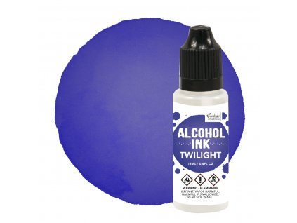 couture creations alcohol ink twilight 12ml co7273