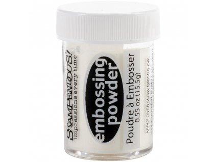 Stampendous - DETAIL CLEAR - průhledný prášek na embossování