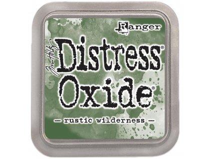 Distress Ink / OXIDE - RUSTIC WILDERNESS  -  zelená razítkovací barva