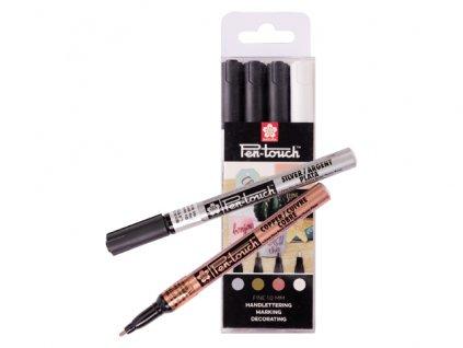 qu47o5v092 2304 pen touch metallic fine set 4ks 1