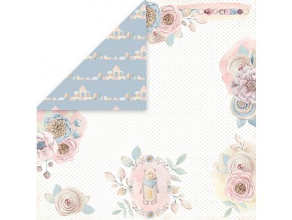 cp bw05 baby world scrapbooking single paper 12x12 200gsm