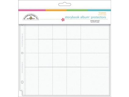 doodlebug design protector assortment 12x12 inch 1