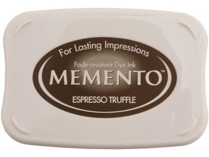 Memento - ESPRESSO TRUFFLE - razítkovací barva