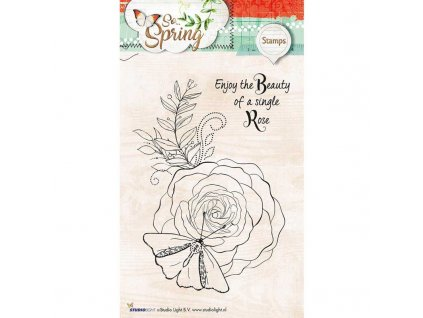 studio light so spring clear stamp set beauty stampss285