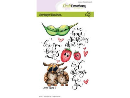 craftemotions clearstamps a6 love puns 1 carla creaties 01 21 319187 en G