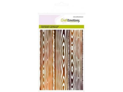 craftemotions clearstamps a6 background tree boards 304674 en G