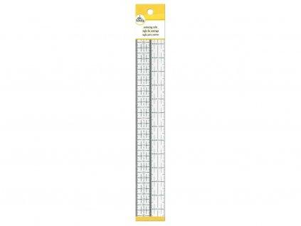 ek success tools flexible centering ruler 54 02004