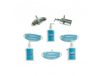 Eyelet Outlet - MASK / SOAP BRADS - 12 ks