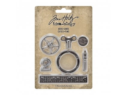 idea ology tim holtz odds and ends th94143