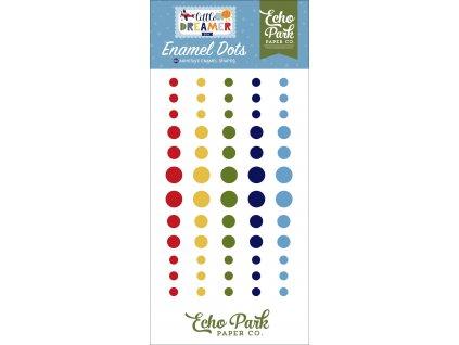 echo park little dreamer boy enamel dots ldb238028