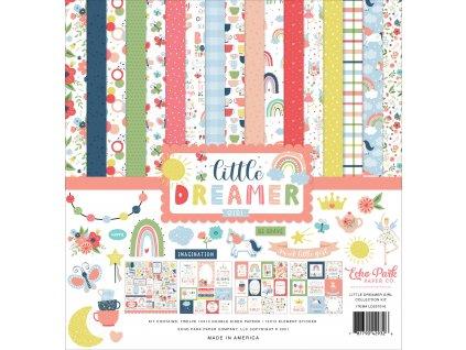 12echo park little dreamer girl collection kit ld237