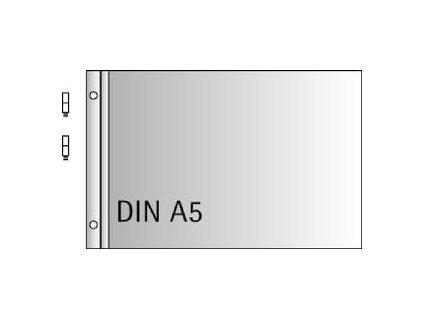 Rayher  - A5 - náhradní obaly do scrap alba 5 ks