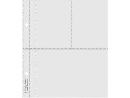 simple stories snatp flipbook page refills 3x4 4x6