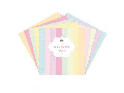 maxi creative pad summer vibes 12x12