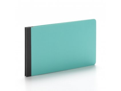 simple stories snatp flipbook 4x6 inch teal 13319
