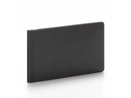 simple stories snatp flipbook 4x6 inch black 13322