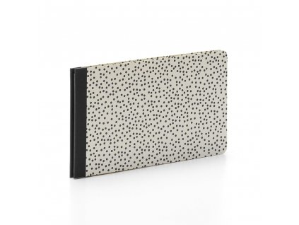 simple stories snatp flipbook 4x6 inch speckle dot