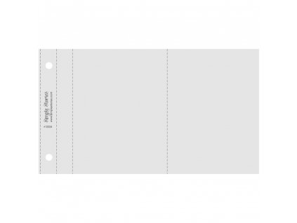 simple stories snatp flipbook page refills 3x4 inc