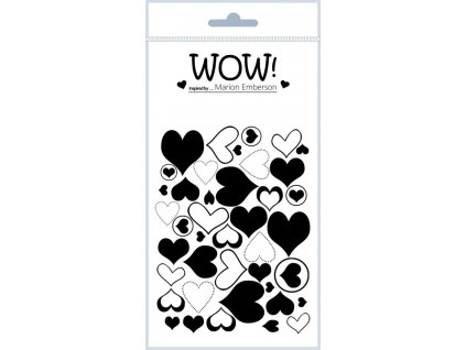 j adore by marion emberson clear stamp set a6 1841 p