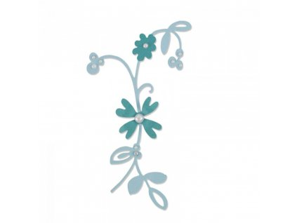 661045 sizzix thinlits die set 2pk intricate enchanting blossom by emily atherton 61797 p