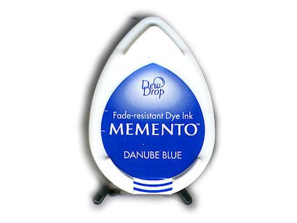 md 600 dew drop memento danube blue