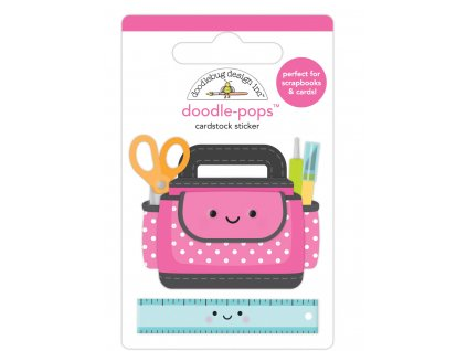 doodlebug design craft caddy doodle pops 7255