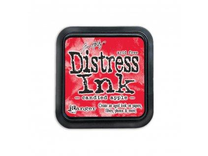 Distress Ink - CANDIED APPLE - razítkovací barva
