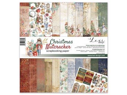 Christmas Nutcracker zestaw