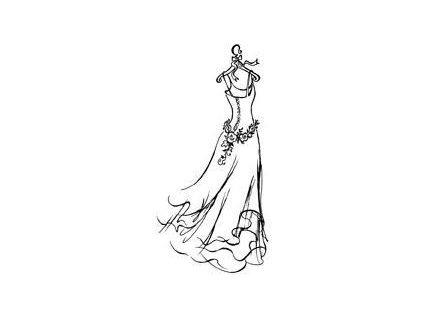 artemio stampg wedding dress