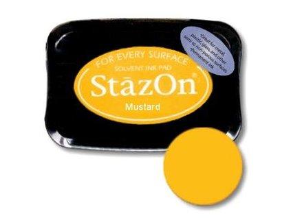 sz091 stazon mustard