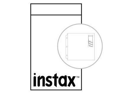 We R - PHOTO SLEEVES / INSTAX, 10 ks