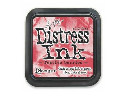 tim32861 distress inkpad festive berries
