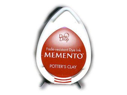 md 801 dew drop memento potters clay