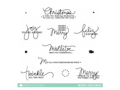 merry greeyings