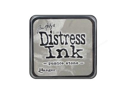Distress Ink - PUMICE STONE / mini - razítkovací barva