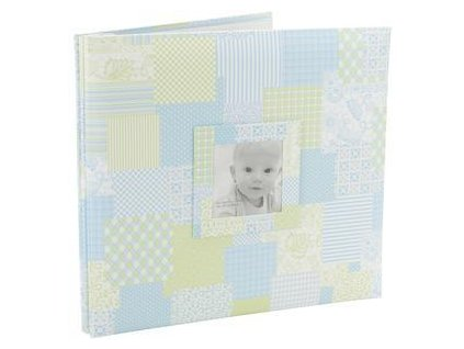 "MBI - BABY BOY - 12"" scrapbookové album"