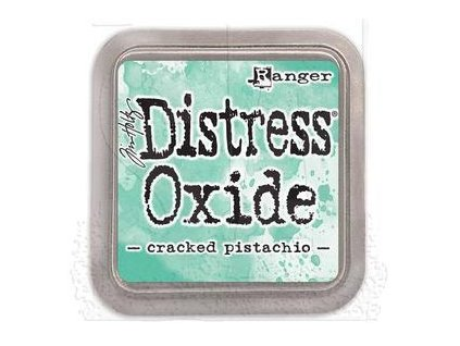 tim holtz distress oxide ink pad cracked pistachio tdo55891