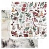 scrapbooking paper breeze of the forest sheet 3 12 x12
