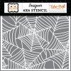 echo park spinning spiderweb stencil hp250033