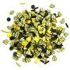 Buttons Galore - BUMBLE BEES - drobné ozdoby, flitry do chrastidel