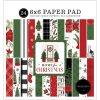 "Carta Bella - HOME FOR CHRISTMAS - kompletní 6""  scrapbooková sada"